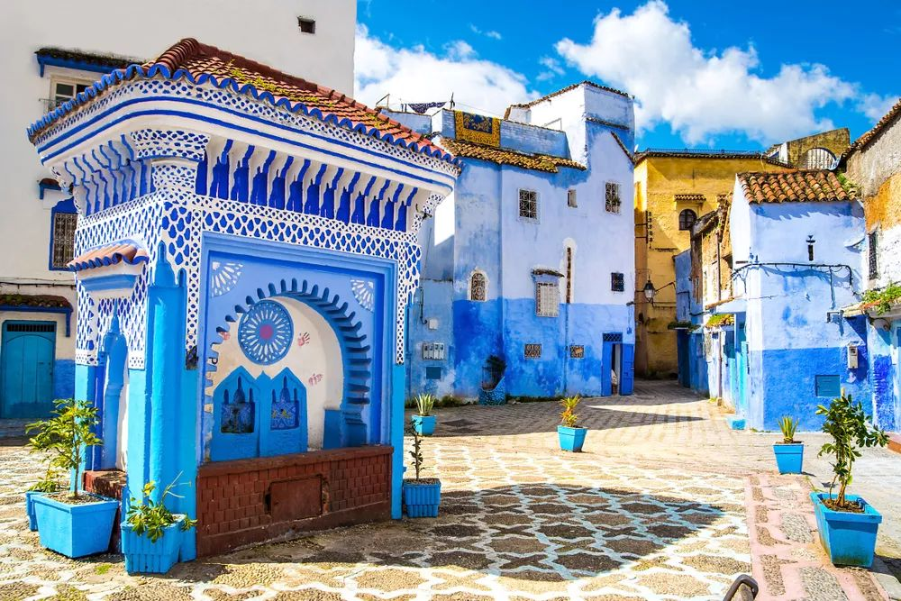Incredible trip from Fez to Chechaouen in one day