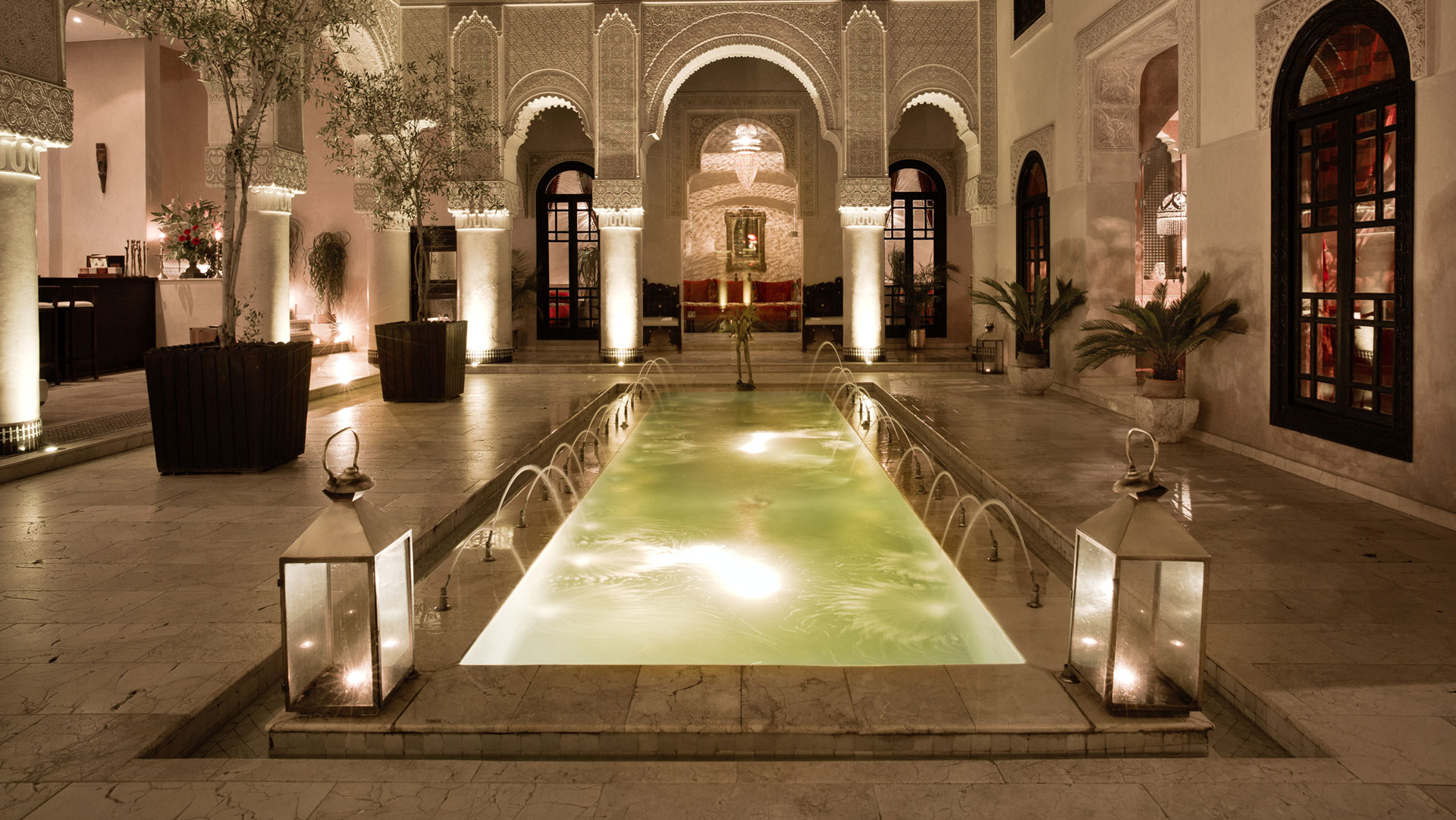 A traditional Riad
