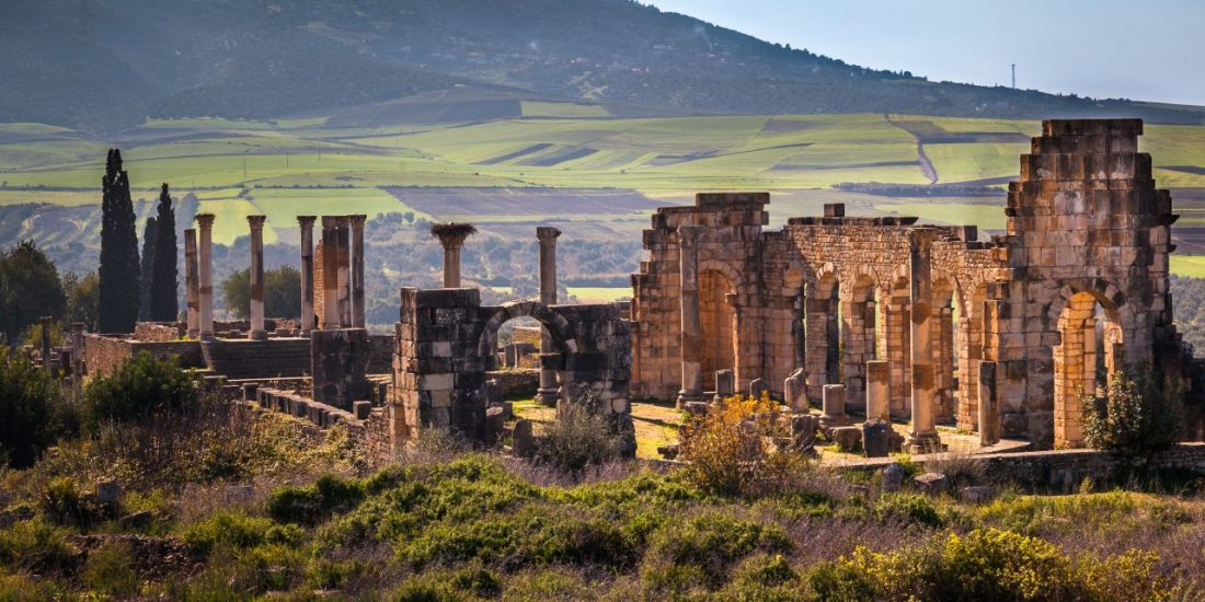 exciting trip from Fez to Meknes volubilis in one day